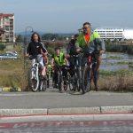 Над 60 души участваха във велообиколка на Самоков по случай Европейската седмица на мобилността