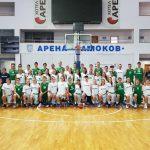 Баскетболните национали до 14 г. с Иван Тодоров в тима с три победи и загуба на турнир в София