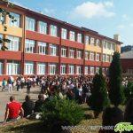 """ОУ """"Митрополит Авксентий Велешки"""" започна новата учебна година с ремонтирана училищна сграда"""