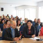 Министър Красимир Вълчев посети Самоков в навечерието на новата учебната година