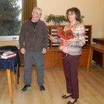 """Родислав Стефанов представи книгата си """"Правилото на Бенедикт"""" в самоковската библиотека"""