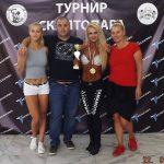 """Ралица Кашинова с триумф на """"Скаптопара"""" – първият турнир по културизъм в Благоевград от 26 години"""