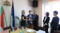 Зам.-областният управител Галя Георгиева се срещна с бизнес делегация от китайската провинция Съчуан във връзка с възможностите за осъществяване на партньорство с фирми от Софийска област в сферата на земеделието. […]