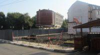 Ново строителство в центъра на града започна тези дни. До сградата, в която е Пощенска банка – югозападно от Голямата чешма, ще се строи частна сграда със смесено предназначение. Както […]