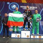 Самоковецът Николай Кашинов стана световен вицешампион по борба за ветерани
