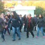 Нов протест и нови обещания от АПИ за ремонт на пътя Радуил – Боровец