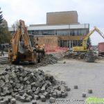 Благоустрояват Ларгото като пореден етап от обновяването на центъра