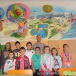 "Уникални стенописи украсиха стаите на първолаците и второкласниците в СУ ""Отец Паисий"""