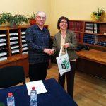 """Представиха в библиотеката новата книга на Васил Софин """"Усмихнати сълзи"""""""
