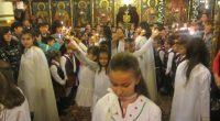 """21 ноември – денят, в който православната църква отбелязва Въведението на Пресвета Богородица в храма и почита християнското семейство и младеж, обедини ОУ """"Христо Максимов"""" и Долномахленската черква, която чества […]"""