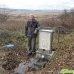 Георги Млекарски сътвори чешма-паметник на Чакър войвода