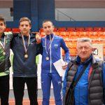 Георги Ганджулов с два лични рекорда и златни медали от Атлетическата лига GO!KIDS
