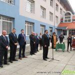 Министър Младен Маринов откри обновената сграда на полицията в Самоков