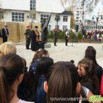 Паметник на опълченците бе открит в Самоков навръх 1 ноември