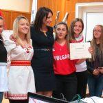 """Ученици от ПТГ """"Никола Вапцаров"""" размишляваха как да направят етнологията желана наука"""