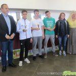 Здравко Четвороженски, Георги Найденов и Станислава Стоянова – № 1 по тенис на маса