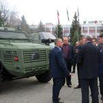 """Министърът на вътрешните работи Младен Маринов посети """"Самел-90"""""""