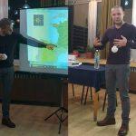 Младият пътешественик Тихомир Иванов представи книгата си в Самоков