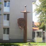 """Сградите на Общината, Полицията и ОУ """"Митр. Авкс. Велешки"""" бяха обновени"""