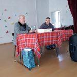 Среща с генерал Тодор Бояджиев в Поповяне