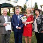 Учителите Пенка и Димитър Стойчеви се венчаха… 37 години след сватбата