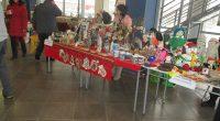 """Десетки майстори-занаятчии от града ни участваха в коледния базар, подреден на 15 и 16 декември във фоайето на зала """"Самоков"""". На отделните щандове си дадоха среща красотата, фантазията и сръчността […]"""