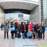 Самоковски журналисти посетиха Европарламента в Брюксел