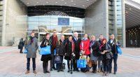 Българска журналистическа група от десет души гостува от 27 до 29 ноември в столицата на Белгия Брюксел по покана на евродепутата Светослав Малинов. Сред участниците в работното посещение бяха и […]