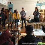 Доброволци от Франция, Австрия, Турция и Македония гостуваха на самоковски ученици