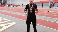 """Състезателят на клуб """"Рилски атлет"""" Георги Ганджулов приключи годината по възможно най-добрия начин. 13-годишният младок спечели стартовете на 60 и на 200 метра в последния турнир от атлетическата лига GO!KIDS, […]"""