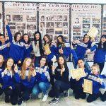 """Грациите на """"Кати денс"""" триумфираха на международния фестивал """"Утринна звезда"""" в Банско"""