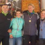 Шампионите по ски алпинизъм станаха ясни в Боровец, наградиха ги легенди в ските