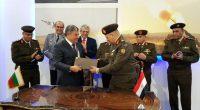 """Популярната самоковска фирма """"Самел-90"""" АД ще доставя радиосмутители за египетската армия. За целта изпълнителният директор на завода подписа договор с представители на египетското министерство на отбраната по време на традиционното […]"""