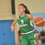 Радина Илиева помогна на България /до 15 г./ да стигне до две победи на Балканиадата в Клуж