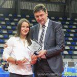 Биляна Дудова стана спортист № 1 на България до 23 г.