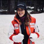 Скиорката Ева Вукадинова с бронзов медал от слалома на ФИС в Санта Катерина