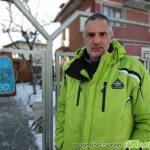 Французин украси самоковска улица с рисувани кермиди