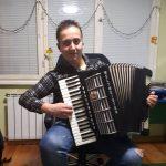Ирена Рогачева с второ място на конкурс за акордеонисти в Ланчано, Италия
