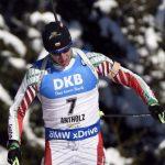 Краси Анев се класира за преследването в Антхолц, но остана извън точките в спринта