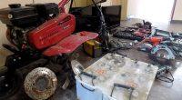 Криминалистите от Районното управление на полицията в Самоков са разкрили и задържали извършителите на кражба на няколко машини от гараж в Горни Окол. Похитителите на бормашини, ъглошлайф, електрожен, моторен трион […]