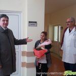 Три бебета за два дни в самоковската болница