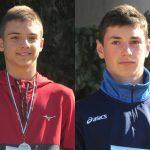Георги Ганджулов стана вицешампион на 200 м, Александър Шаренкапов с два лични рекорда