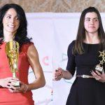 Ивана Николова и Христина Иванова обраха наградите в женския баскетбол в България