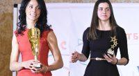 """Две възпитанички на школата на БК """"Рилски спортист"""" – Ивана Николова и Христина Иванова, са новите кралици на баскетбола у нас. Те бяха обявени съответно за изграваща звезда и за […]"""