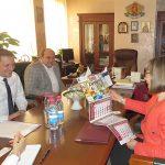 Областният управител Илиан Тодоров се срещна с посланика на Финландия Н.Пр. Пайви Блиника