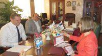 Областният управител на Софийска област Илиан Тодоров се срещна с посланика на Финландия Н. Пр. г-жа Пайви Блиника. По време на срещата бяха обсъдени възможности за сключване на меморандум за […]
