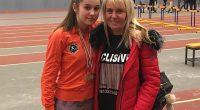 """Самоковката Изабел Крамарска е новата републиканска шампионка в бягането на 60 метра с препятствия за момичета до 16-годишна възраст. Състезателката на клуб """"Димитър Вучков-Вучето"""" триумфира в дисциплината по време на […]"""