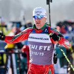 Красимир Анев завърши на 39-о място в крайното класиране за Световната купа по биатлон