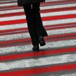 Общо 123 пешеходци в Софийска област са били санкционирани между 4 и 15 февруари