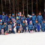 "Ски бегачите на ""Рилски скиор"" с девет медала от Олимпийския фестивал в Осогово"
